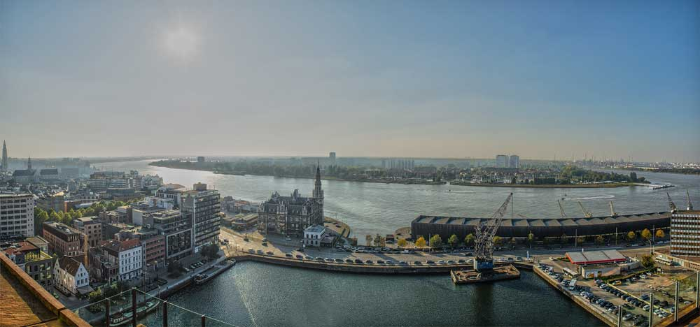 Photo of Antwerpen: as mag voortaan in de Schelde te water gelaten worden